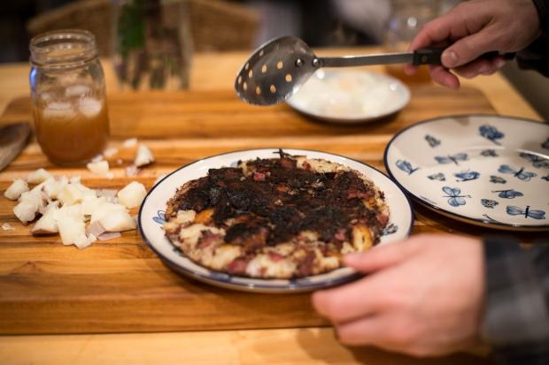 Pastrami Hash - Jackietara blog