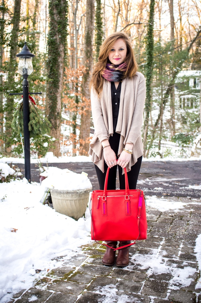 The Red Bag - Jackietara blog