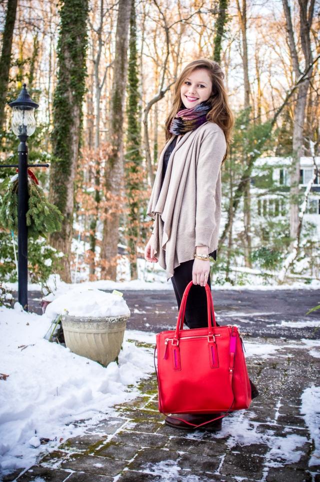 The Red Bag - Jackietara blog