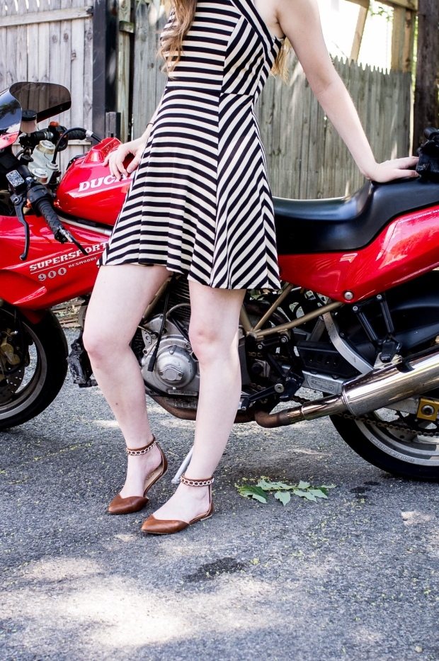 Motorcycle Chic - Jackietara blog
