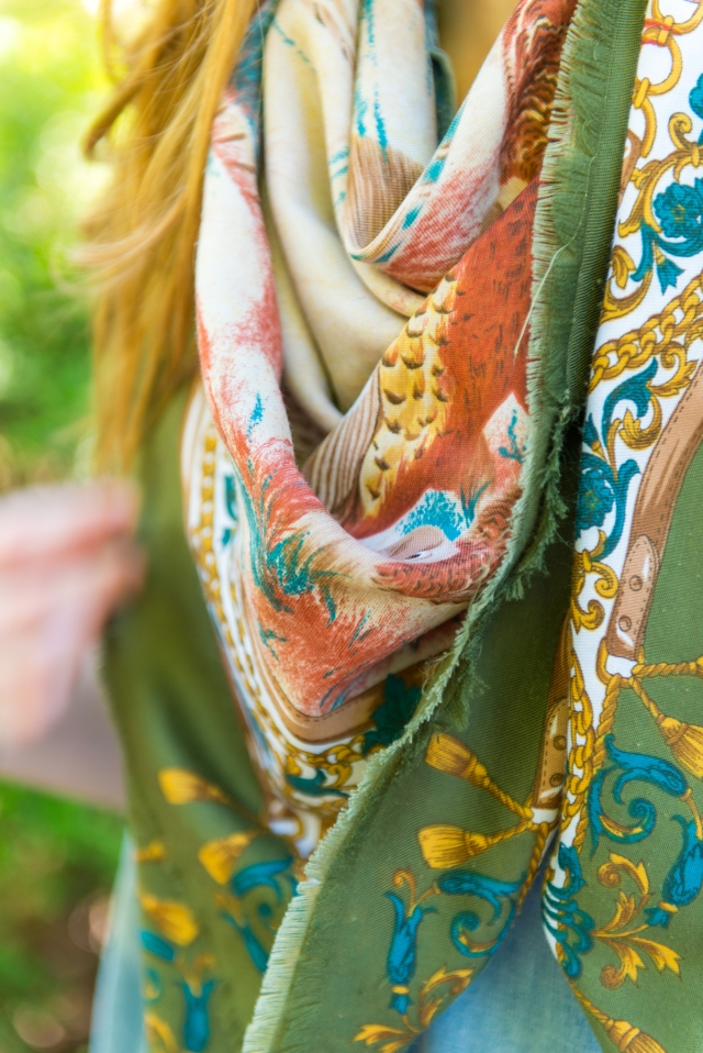 Jackietara blog - Denim Dress