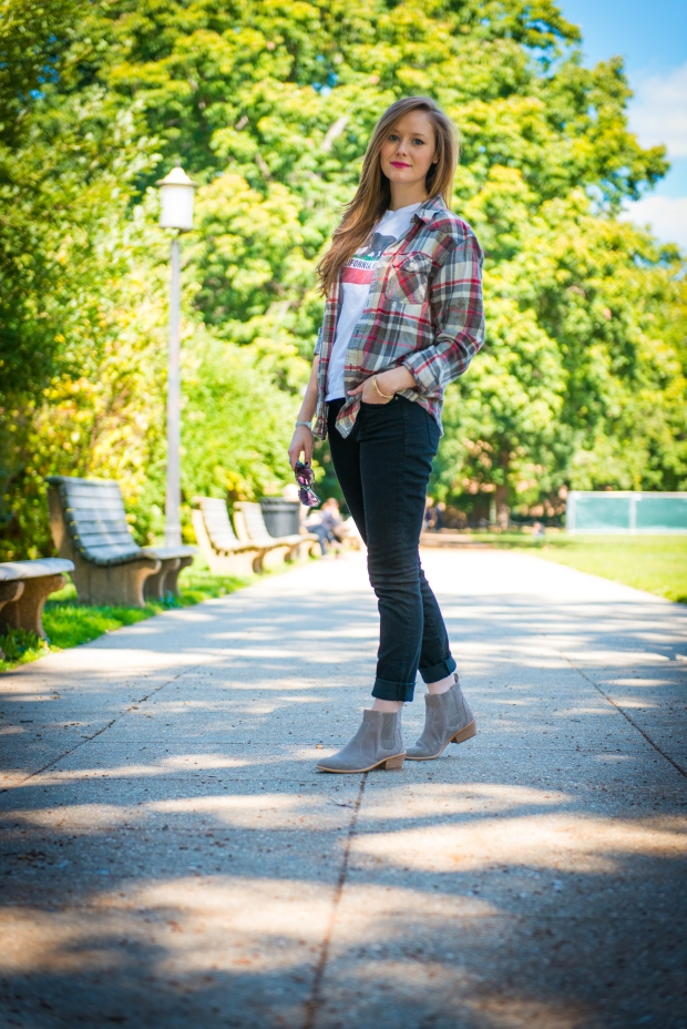 Jackietara blog - Plaid Will Never Die