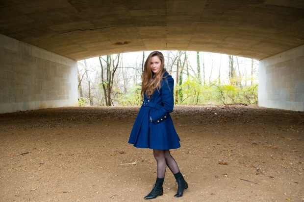 Jackietara blog - Blue Coat