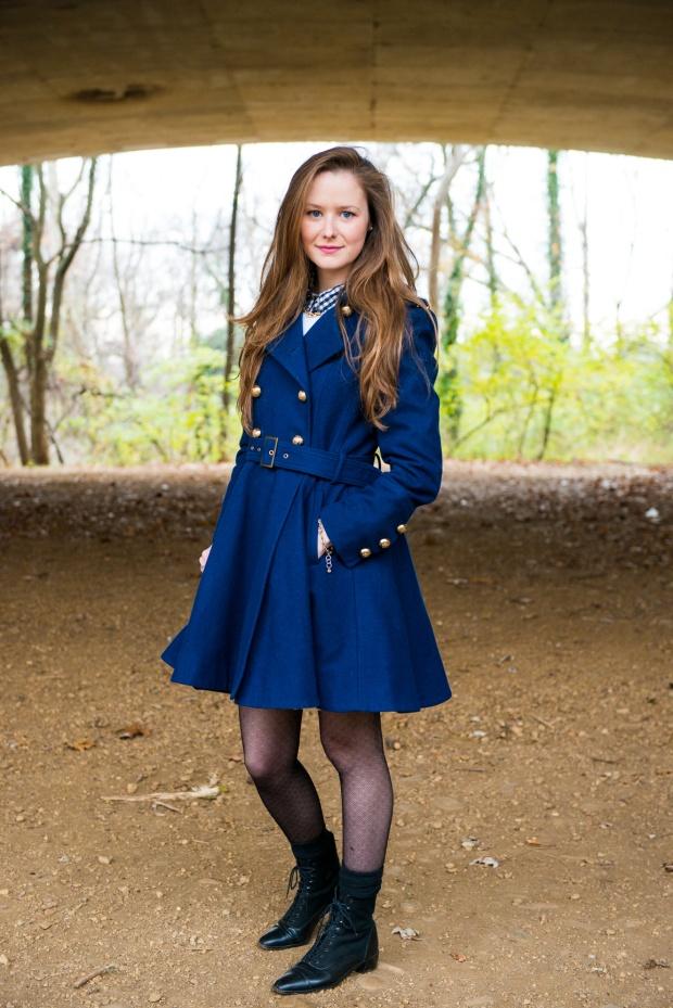 Jackietara blog - Blue Coat