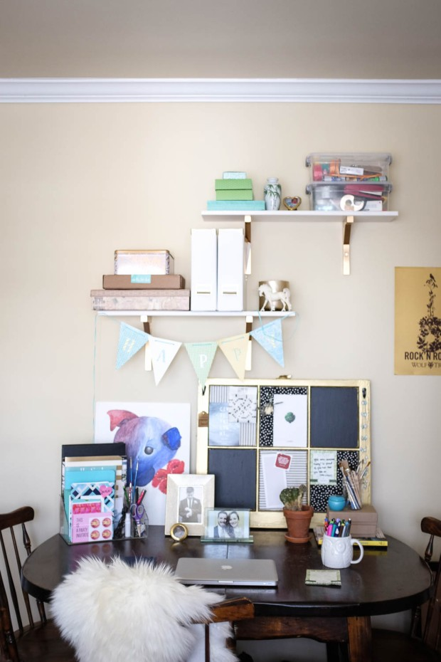 Jackietara blog - My Dream Workspace