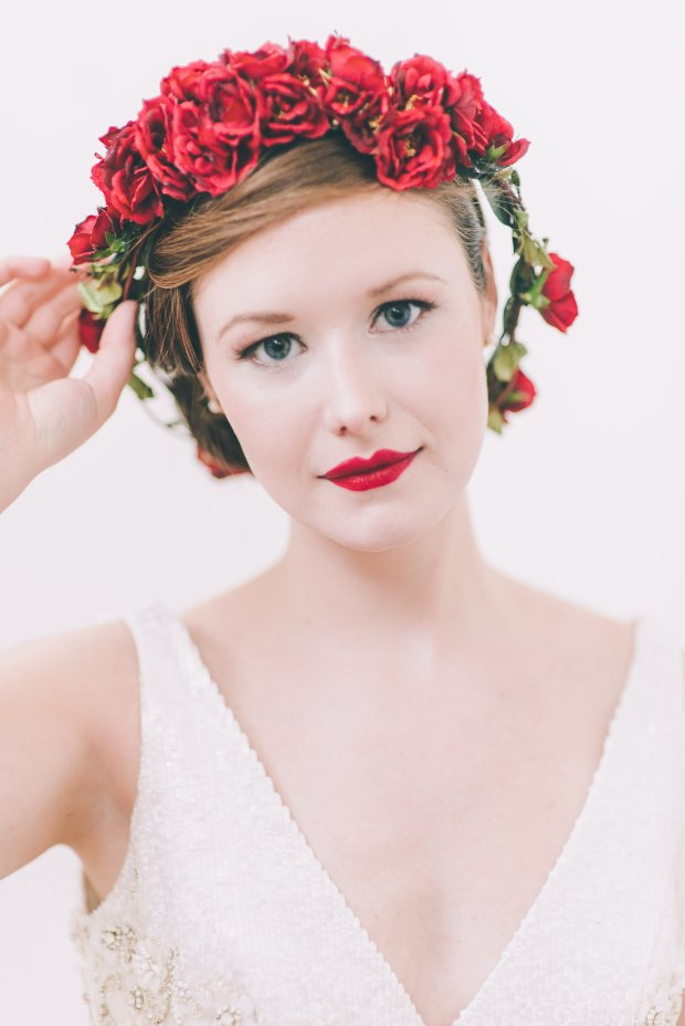 Jackietara blog - Whimsical Wedding Hair by PSC Hair Artistry