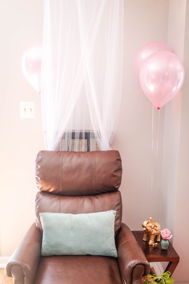 Jackietara blog - Dara's Baby Shower