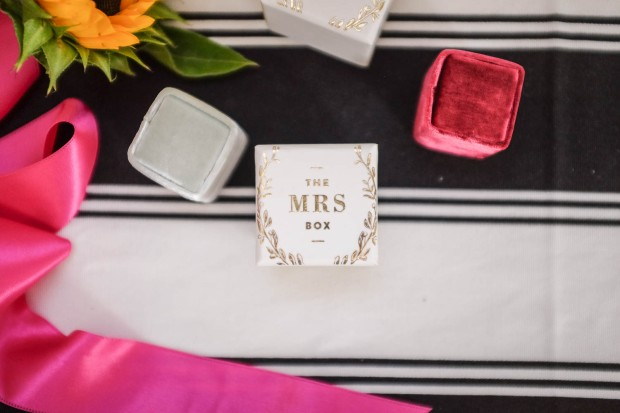Jackietara blog - The Mrs. Box