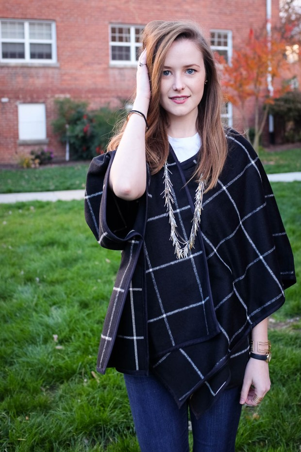 Jackietara blog - P is for Poncho