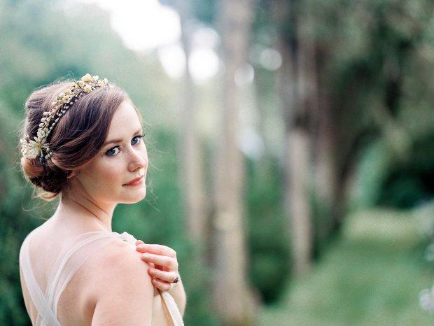 Jackie Tara Blog - Vintage Garden Bridal Inspiration | Photo by Lissa Ryan Photography