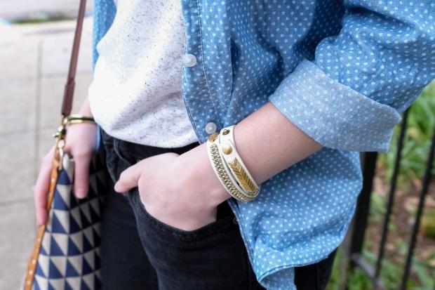 Jackie Tara Blog - Spring Chambray