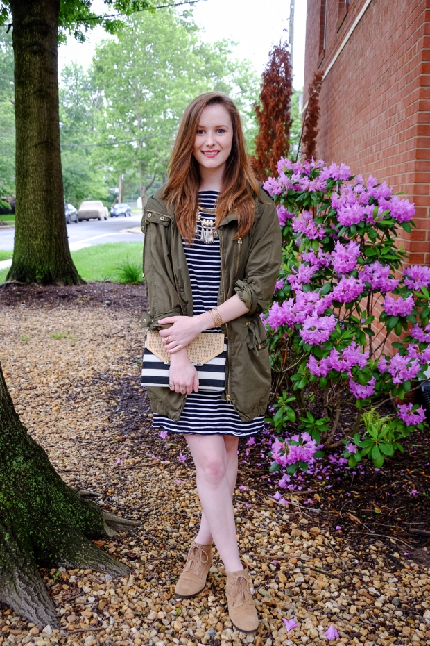 Jackie Tara Blog - Rainy Day Stripes